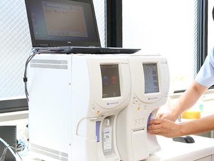 血液検査装置